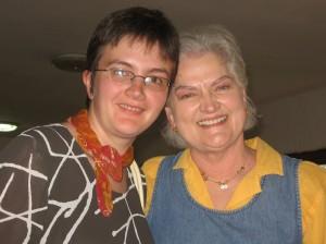 Reka Kovacs, School Psychologist, and Anne